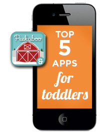 Top 5 Toddler Apps